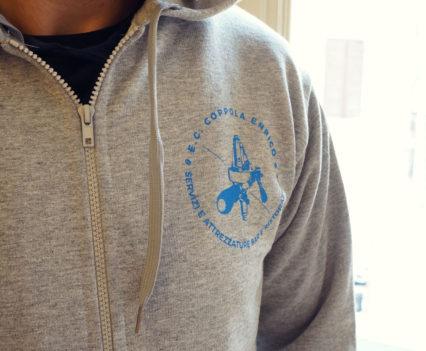 EC Coppola - abiti da lavoro personalizzati