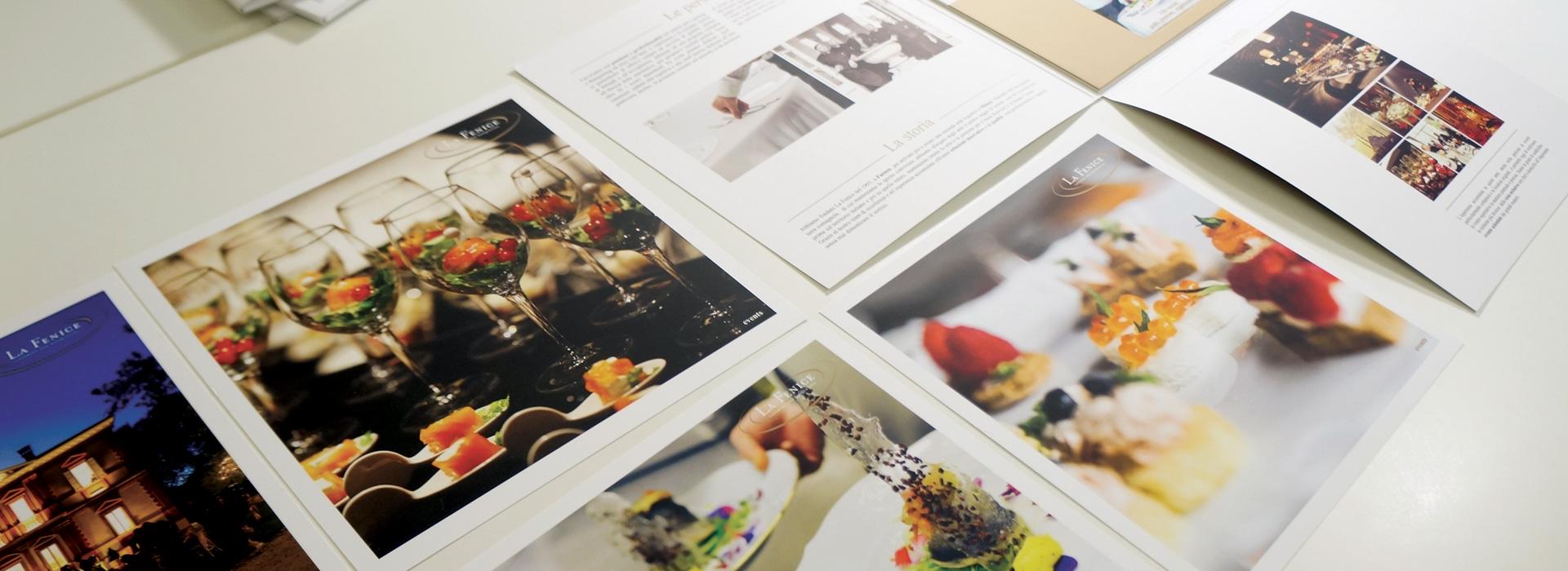 La Fenice Catering - brochure
