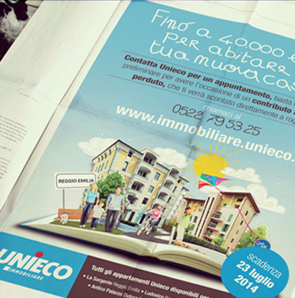 Unieco Campaign