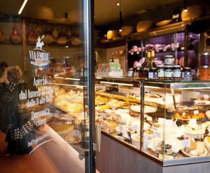 Via Emilia Bottega Gastronomica Milano